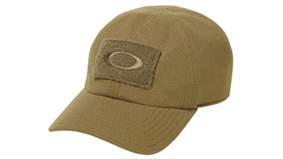 Oakley Standard Issue, SI, Standard Issue Stretch Fit Cap, Large/XLarge, Coyote,