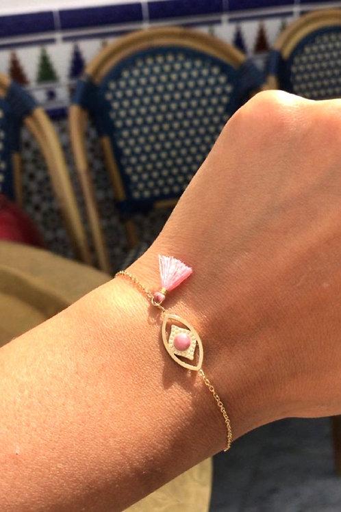 Bracelet casa rose