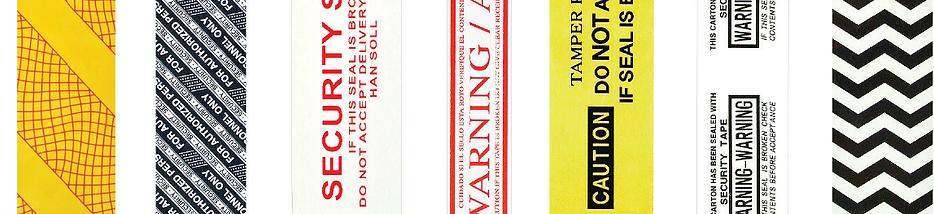 Printed Tapes