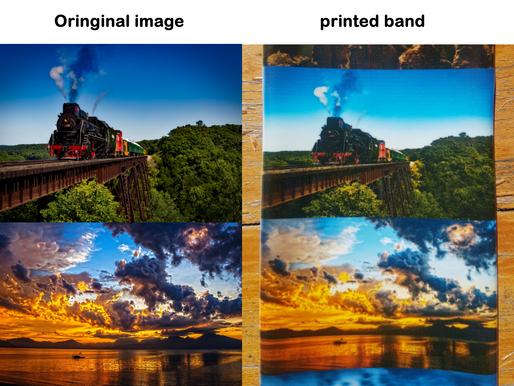 Image Printing Test
