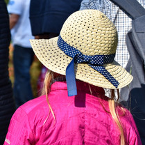 Ribbon used for hat decoration