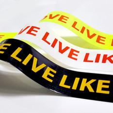 Printed Color TPU Ribbon