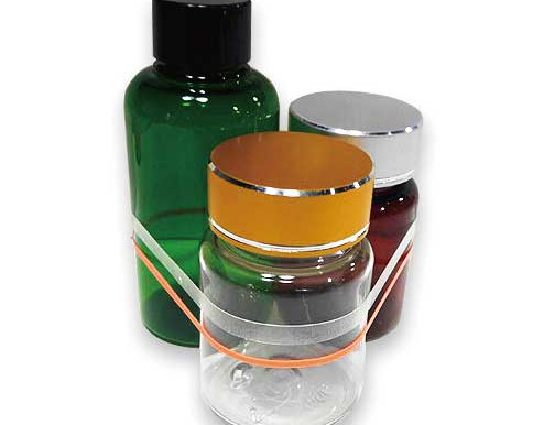 Organize medicine bottles