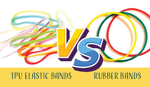 TPU Elastic Bands and Rubber Bands