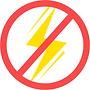Anti-static icon