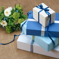 Ribbon for gift decoration