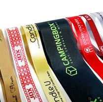 Custom printed ribbon designs