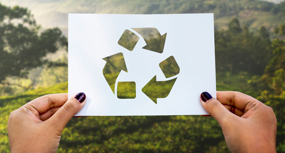 Recycle for a greener future