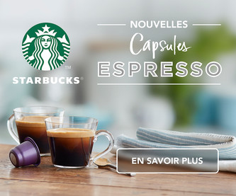 Starbucks 'New Capsules'