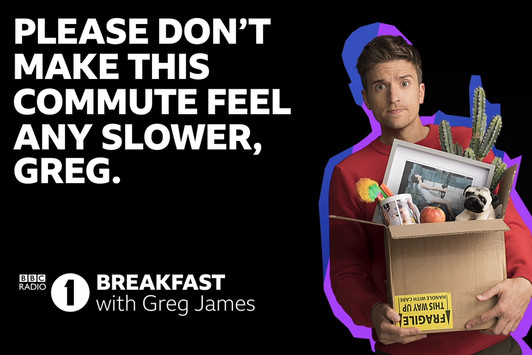 "BBC Radio ""Breakfast with Greg James'"