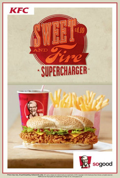KFC 'Supercharger'