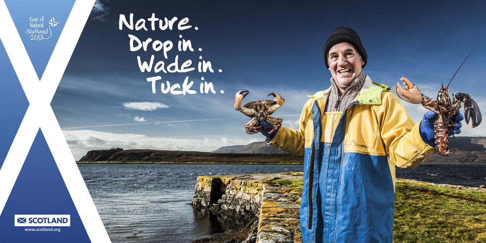 Visit Scotland 'Year of Natural Scotland 2013'