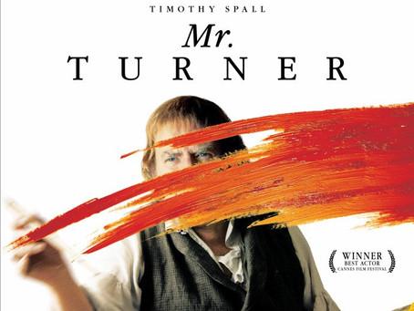 filmavond Mr Turner
