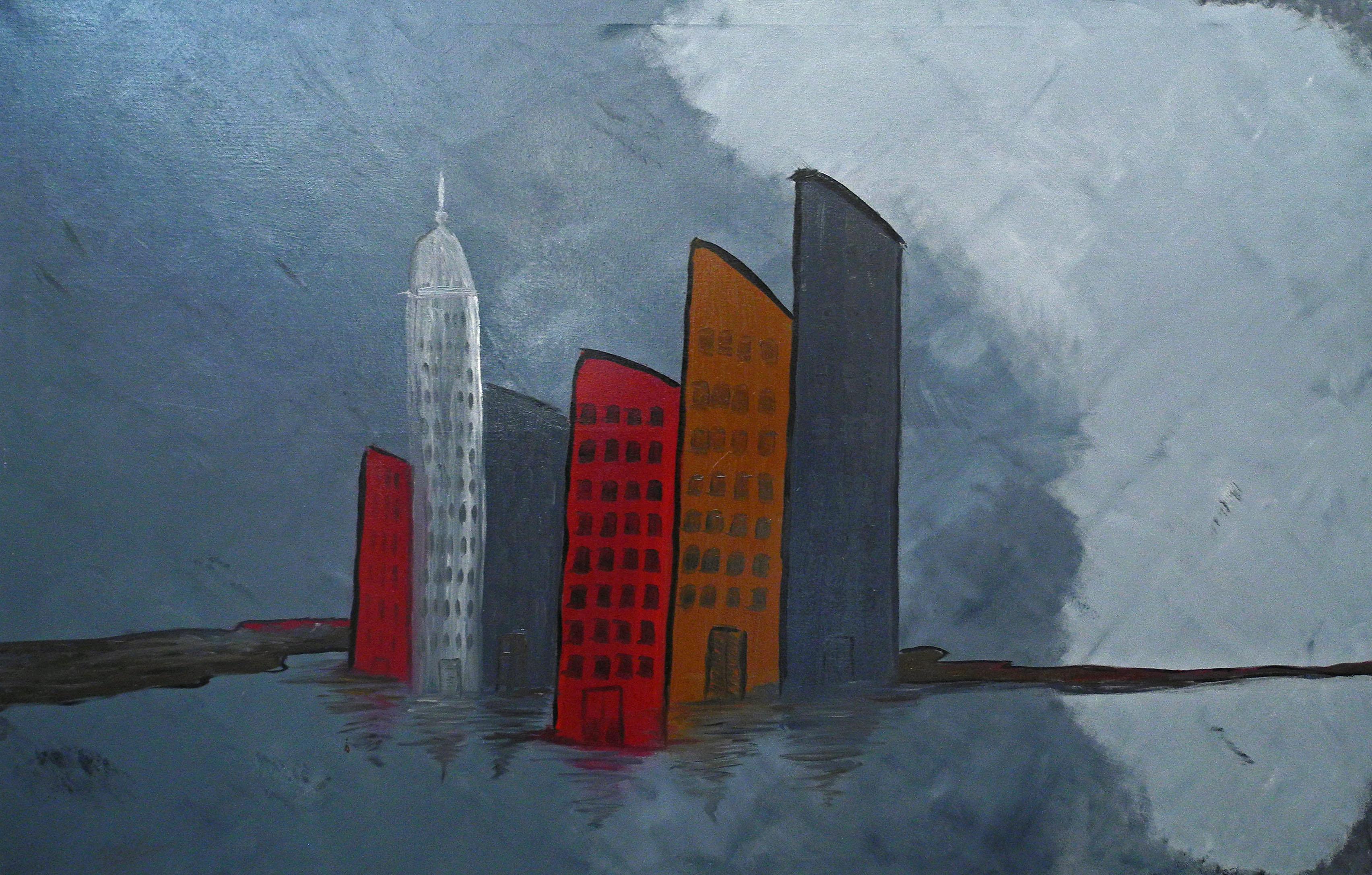 Sinking City (zinkende stad)