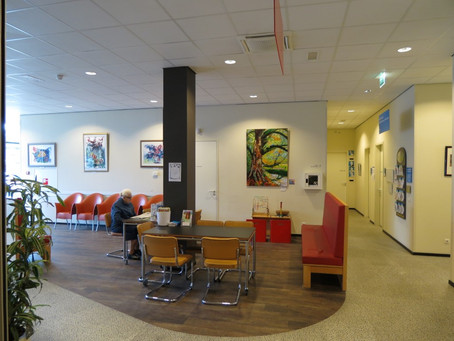 EXPOSITIE Art Blanche in De Heeze