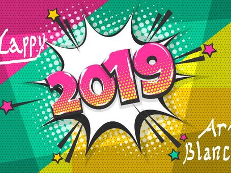 Nieuwjaarsborrel 2019