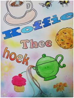 Gezamenlijk doek Koffiecorner