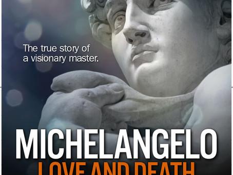 Bioscoopbezoek film Michelangelo