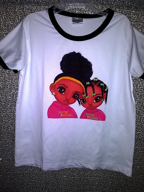 Sister Sister Graphic Tees