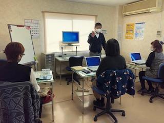 パソコン村 諫早訓練センター 修了式