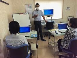 パソコン村 諫早訓練センター 求職者支援訓練 修了式