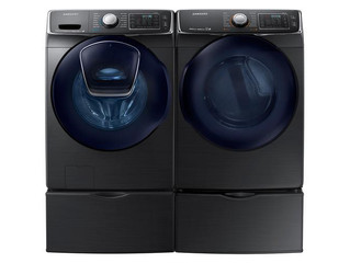 Samsung Dryer Boast Lots of Features and Huge Improvements.