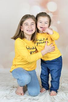 Séance famille - soeurs