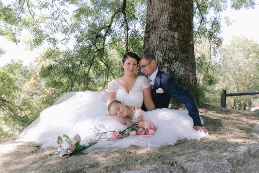 mariage Château-Chinon - Nièvre