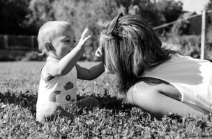 séance bébé extérieur