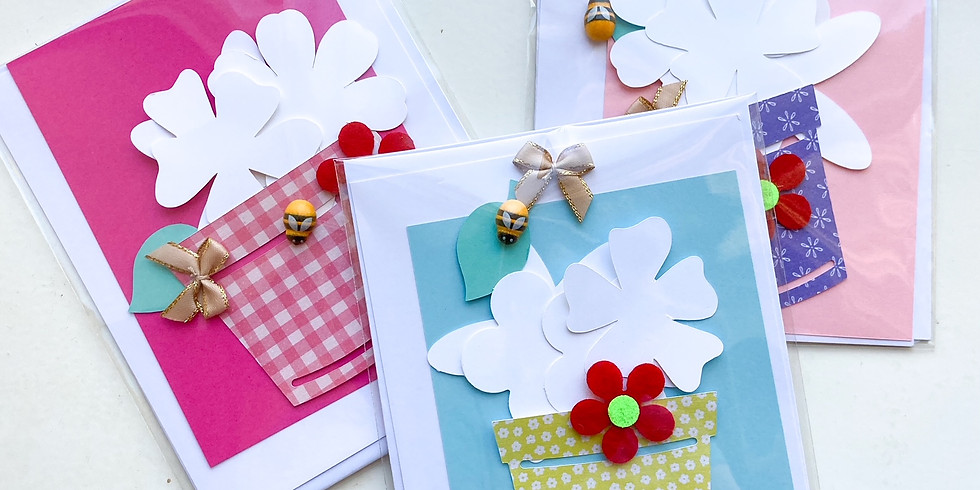 Mother's Day Weekend | Kids Card Workshop