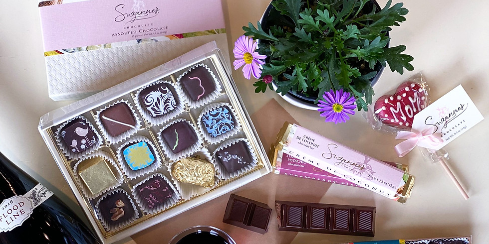 Mother's Day Weekend | Chocolate & Wine