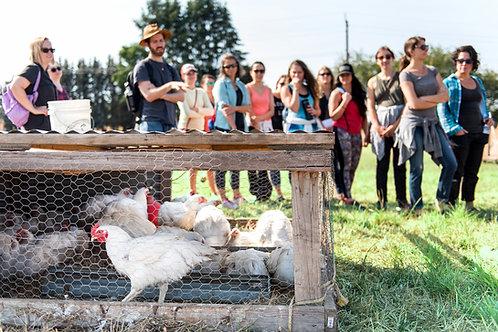 Private Farm Tour Deposit