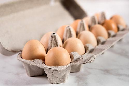 Pastured Farm Eggs
