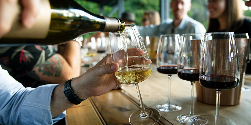 Wine Pairing & Flight w/ James | SATURDAY