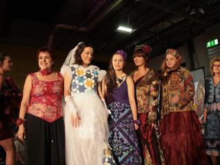"""The magnificence of colors"" תצגת אופנה במוסקבה"