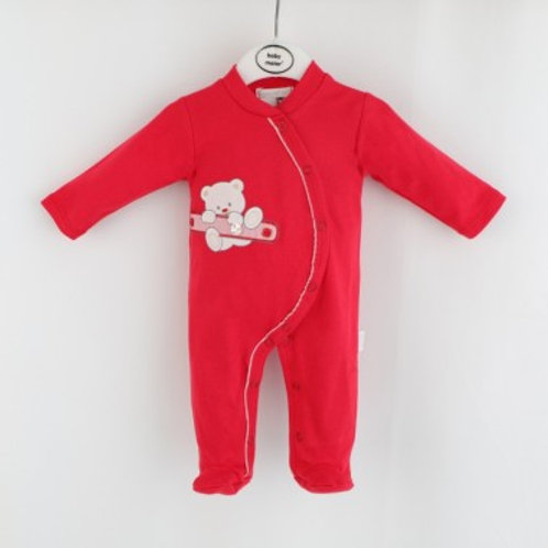 ensemble ourson 100%coton Ref.: 612-1332