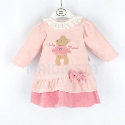 Ensemble bébé fille en coton ref.618-20204