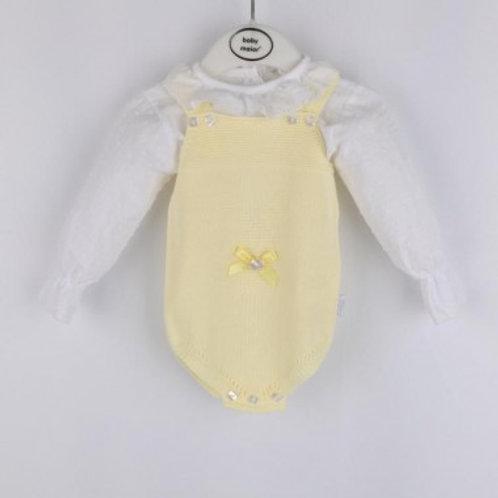 combi bébé fille coton Ref.: 2504-57