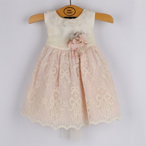 robe cérémonie bébé fille Ref.: 27101