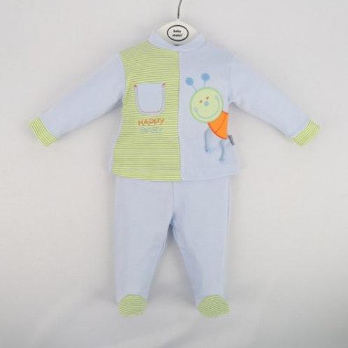 Ensemble bébé 100%coton Ref.: 2496-211