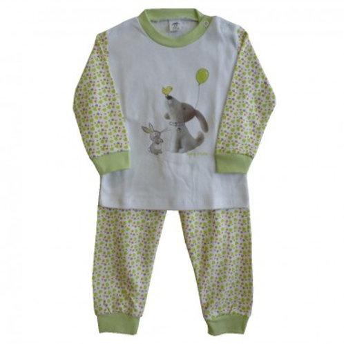Pyjama bébé coton 6 mois Ref.: 2412-350
