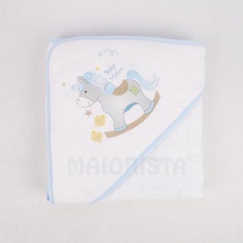 serviette de bain bébé fille garçon 80x80 Ref.: 54111692