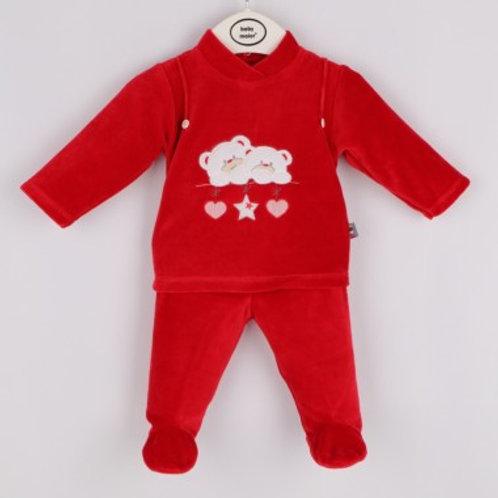 ensemble bébé coton Ref.: 612-1270