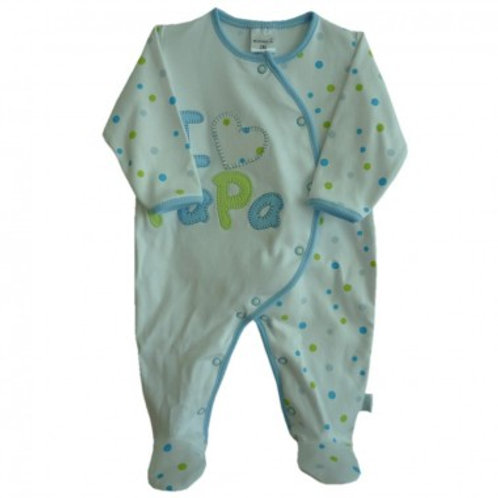 Pyjama bébé coton 24 mois Ref.: 618-18202