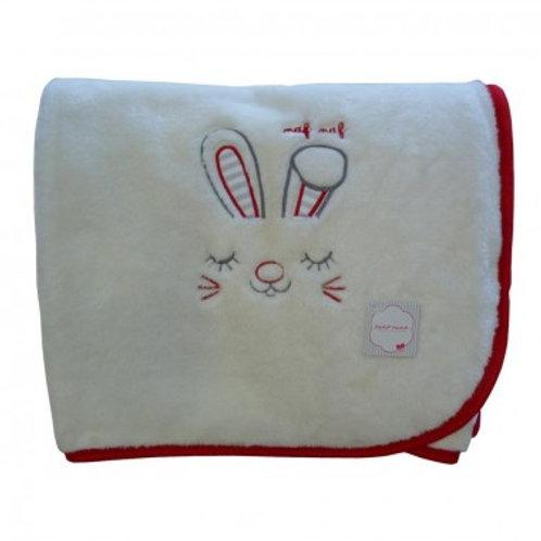 Couverture lit lapins Ref.: 31205