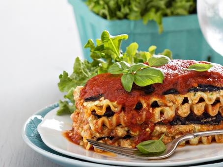 My Grandma's Eggplant Lasagna