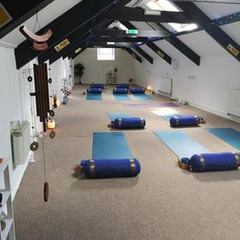 The Salt Loft Yoga Studio