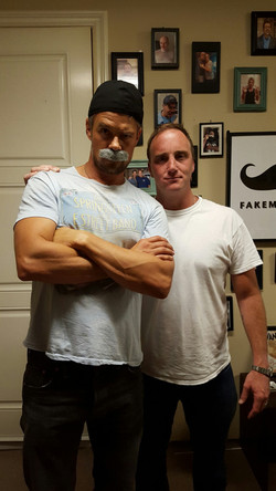 Josh Duhamel & Me