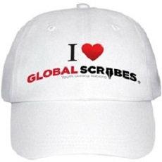 I LOVE Global Scribes Cap