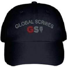 Global Scribes Cap